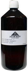 Jacob Hooy Jacob Hooy Citronelolie (citronella) (1 liter)