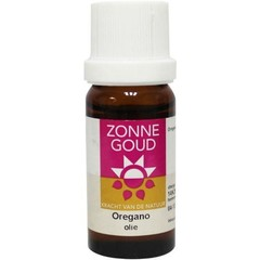 Zonnegoud Oregano etherische olie (10 ml)