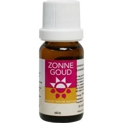 Zonnegoud Lemongrass etherische olie (10 ml)