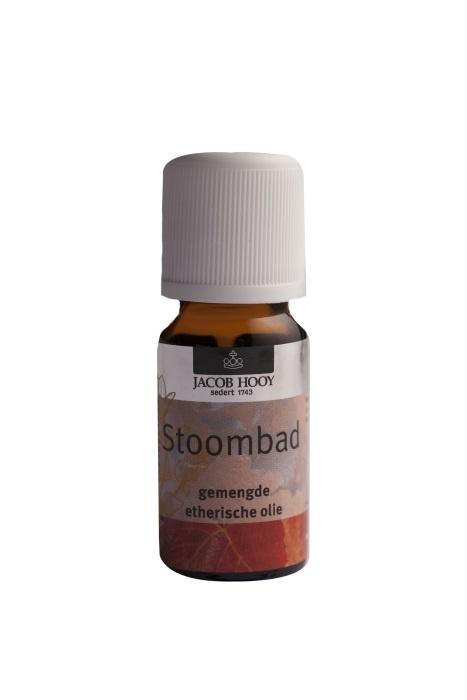 Jacob Hooy Jacob Hooy Stoombad olie (10 ml)