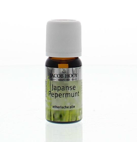 Jacob Hooy Jacob Hooy Japanse pepermunt olie (10 ml)