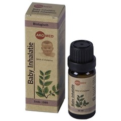 Aromed Baby Inhalatie olie Bio (10 ml)