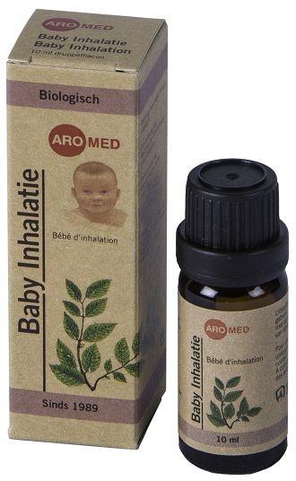Aromed Aromed Baby Inhalatie olie Bio (10 ml)