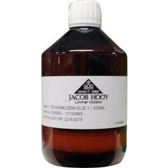 Jacob Hooy Teunisbloemolie (500 ml)