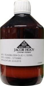 Jacob Hooy Jacob Hooy Teunisbloemolie (500 ml)