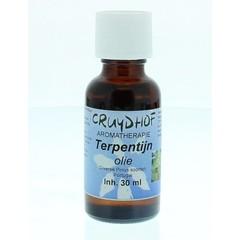 Cruydhof Terpentijn olie Portugal (30 ml)