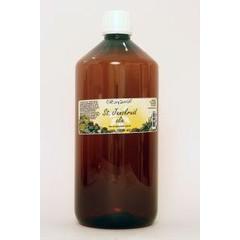 Cruydhof Sint Janskruid olie met olijfolie (1 liter)