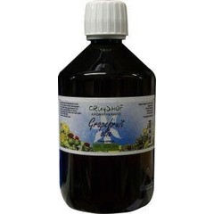 Cruydhof Grapefruit olie wit (500 ml)