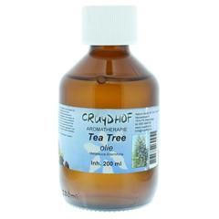 Cruydhof Tea tree olie Australie (200 ml)