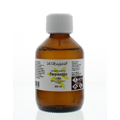 Cruydhof Terpentijn olie Portugal (200 ml)