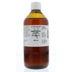 Cruydhof Tarwekiemolie koudgeperst (500 ml)