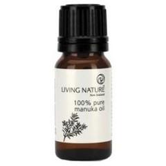 Living Nature Pure essential manuka olie (10 ml)