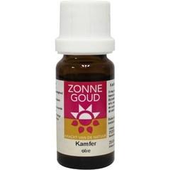 Zonnegoud Kamfer etherische olie (10 ml)