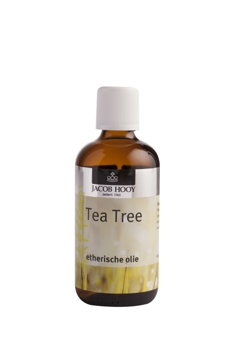 Jacob Hooy Jacob Hooy Tea tree olie (100 ml)