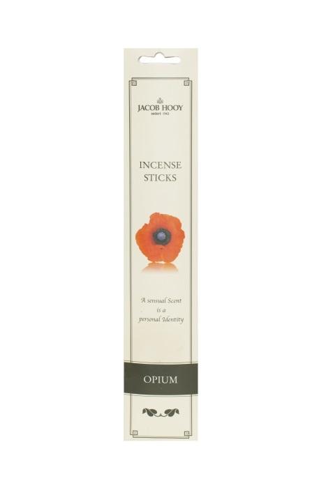 Jacob Hooy Jacob Hooy Wierook stokjes Opium (24 stuks)