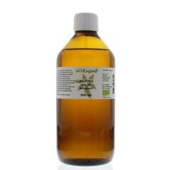 Cruydhof Jojoba olie koudgeperst bio (500 ml)