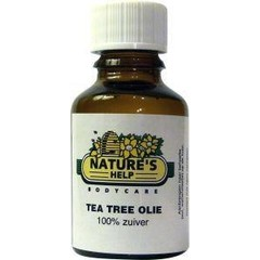 Natural Sales Tea tree olie (20 ml)