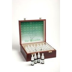 Star Remedies Set compleet houten kist (1 set)