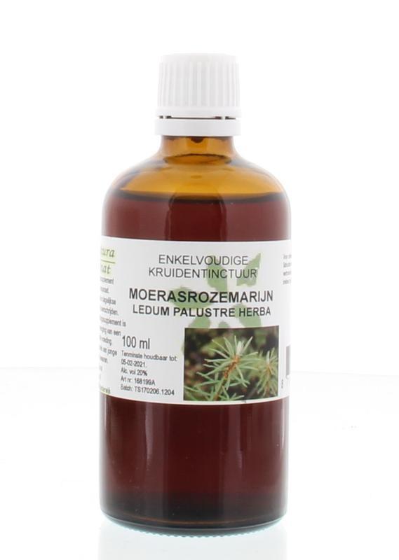 Natura Sanat Natura Sanat Ledum palustre / moerasrozemarijn tinctuur (100 ml)