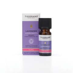 Tisserand Lavender organic (9 ml)