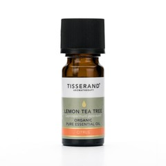 Tisserand Lemon tea tree organic (9 ml)