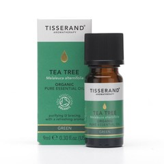 Tisserand Tea tree organic (9 ml)