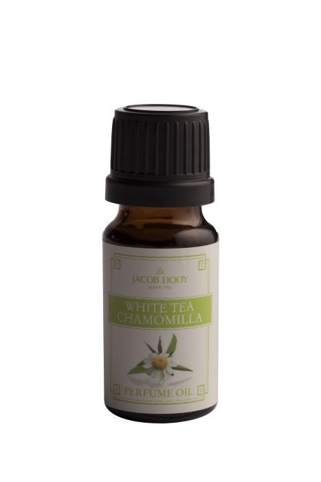 Jacob Hooy Jacob Hooy Parfum olie White tea Chamomile (10 ml)