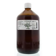 Cruydhof Zwarte kummel olie koudgeperst (1 liter)