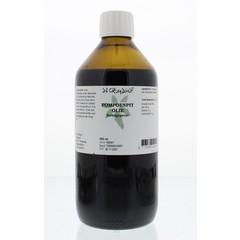 Cruydhof Pompoenpitolie koudgeperst (500 ml)