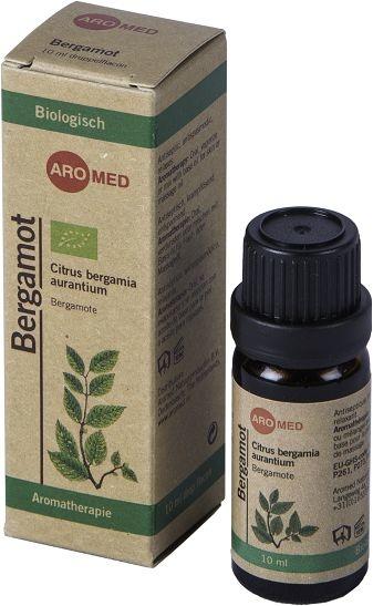 Aromed Aromed Bergamot olie bio (10 ml)