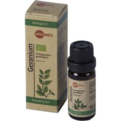 Aromed Geranium olie bio (10 ml)