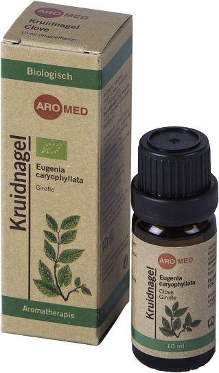 Aromed Aromed Kruidnagel olie bio (10 ml)