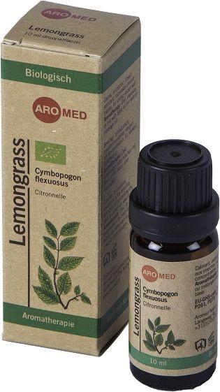 Aromed Aromed Lemongrass olie bio (10 ml)