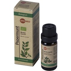 Aromed Pepermunt olie bio (10 ml)