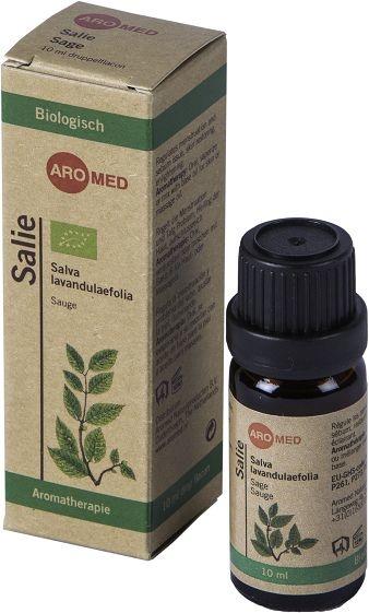 Aromed Aromed Salie olie bio (10 ml)