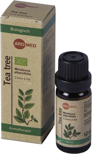 Aromed Aromed Tea tree olie bio (10 ml)