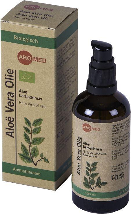 Aromed Aloe vera olie bio (100 ml)