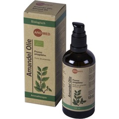 Aromed Amandel olie bio (100 ml)