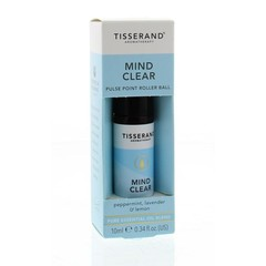 Tisserand Roller ball mind clear (10 ml)