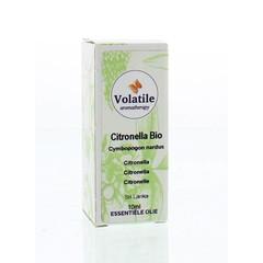 Volatile Citronella bio (10 ml)