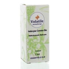 Volatile Helicryse Corsica bio (2.5 ml)