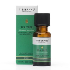 Tisserand Tea tree organic ethically harvested (20 ml)