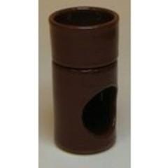 Volatile Aromalamp recht donkerrood (1 stuks)
