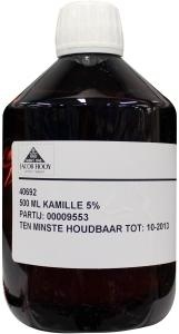 Jacob Hooy Jacob Hooy Kamille olie 5% (500 ml)