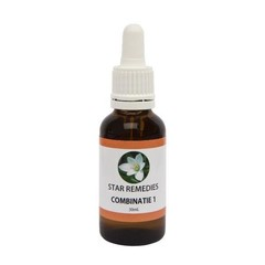 Star Remedies Combinatie 1 (30 ml)