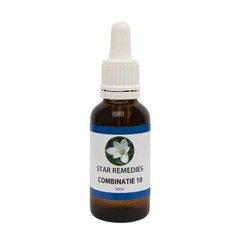 Star Remedies Combinatie 10 (30 ml)