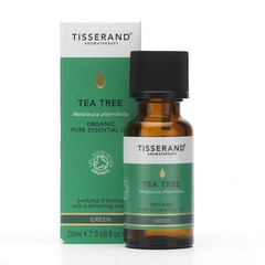 Tisserand Tea tree organic (20 ml)