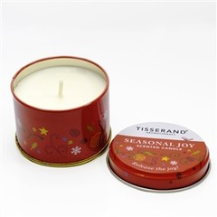 Tisserand Seasonal joy scented candle (100 gram)