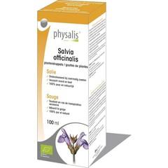 Physalis Salvia officinalis bio (100 ml)
