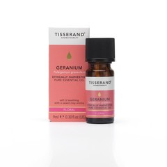 Tisserand Geranium ethically harvested (9 ml)